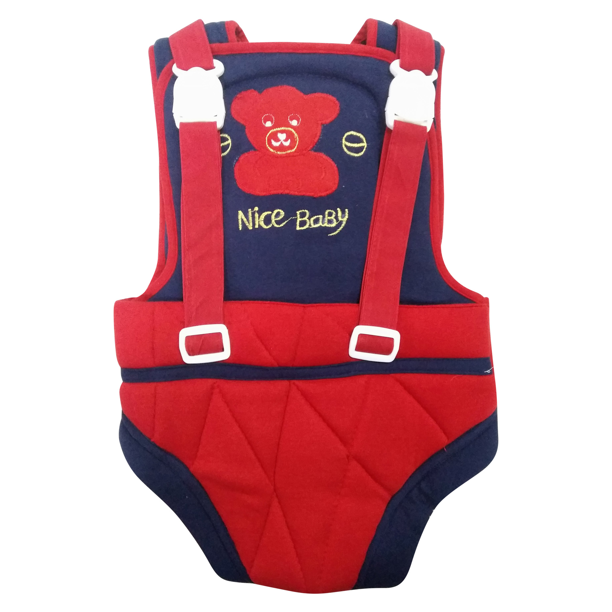 2 Way Baby Carrier Kangaroo Style - DK03 Red P3