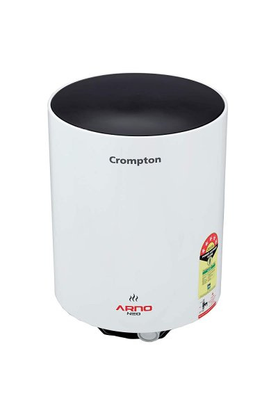 Crompton Arno Neo ASWH-3025 25-litres 5 Star-Rated Storage Water Heater (White)