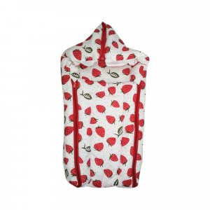 Cherry Double Chain Sleeping Bag - 494 Red P7