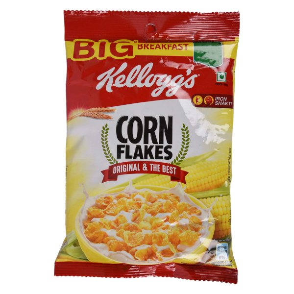 KELLOGGS CORN FLAKES BREAKFAST PACK 70 G