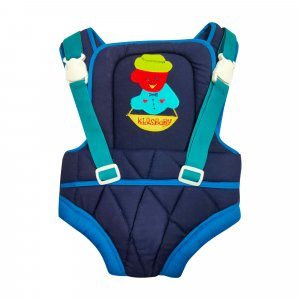 Denim cotton baby carrier For Infant By Love Baby - DK14 Dark Blue P1