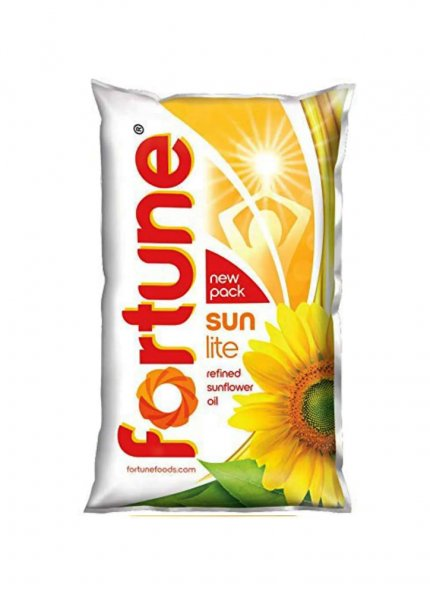 FORTUNE SUNFLOWER OIL 1LT