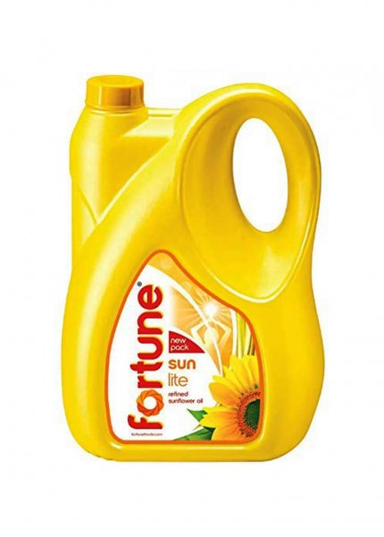 FORTUNE SUNFLOWER OIL 5LT JAR