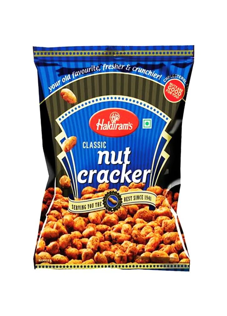 HALDIRAM NUT CRACKER 220 G