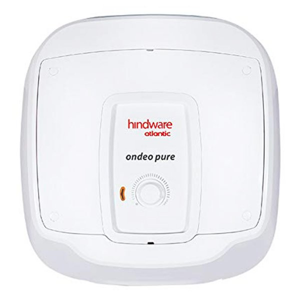 Hindware Atlantic Ondeo Pure SWH 25A-2 M PW 25-Litre Storage Water Heater (White)