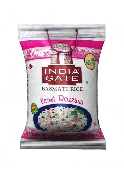 INDIA GATE FEAST ROZANA 5KG