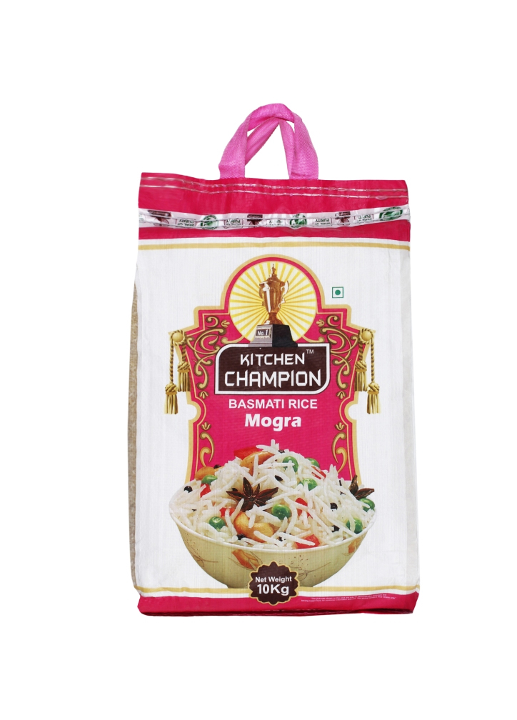 KITCHEN CHAMPION MOGRA RICE 10KG