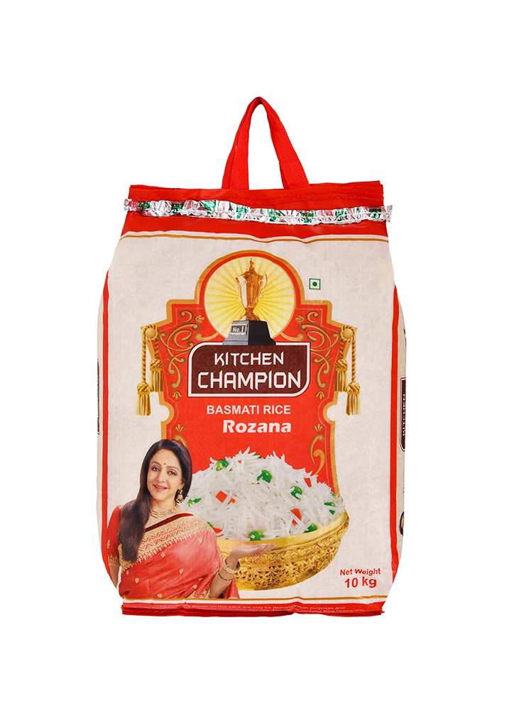 KITCHEN CHAMPION ROZANA RICE 10KG
