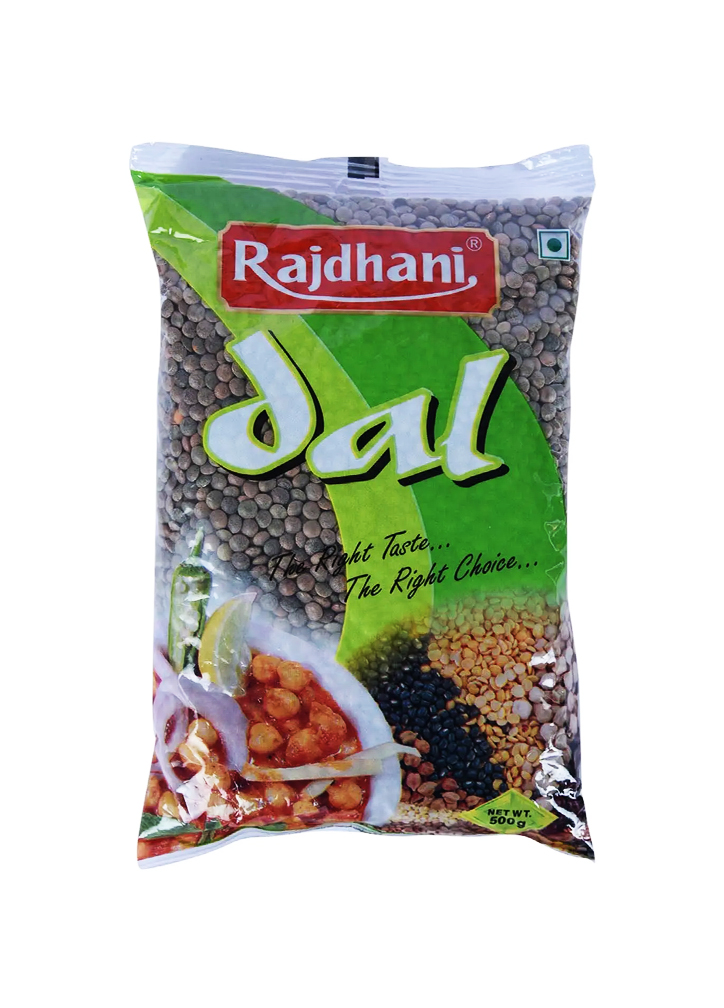 RAJDHANI MASOOR WHOLE 500G